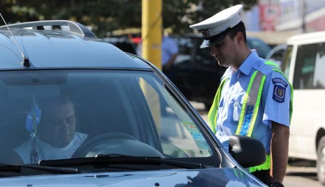 Foto: Amenzi de peste 300.000 de lei date de poliţiştii constănţeni