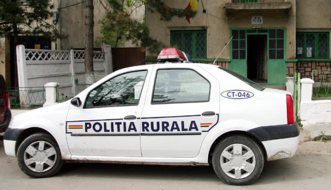 Poliţia Rurală, la loc comanda!