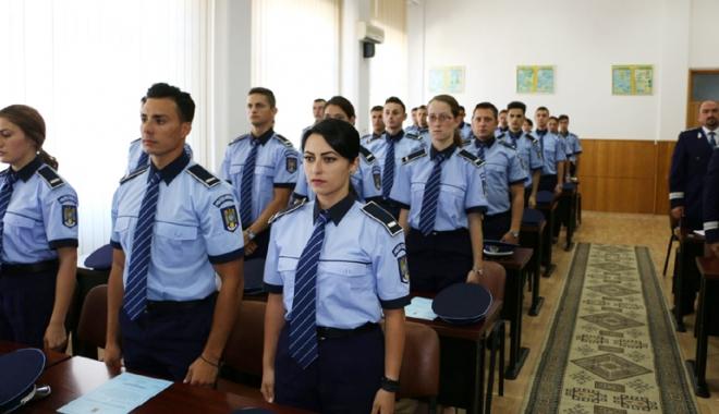Foto: IPJ Constanţa, deficit de personal. Examenul pentru încadrarea din sursă externă, la Constanţa!