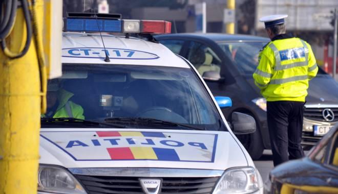 Foto: Poliţiştii vor împânzi judeţul Constanţa: 15 radare vor supraveghea drumurile