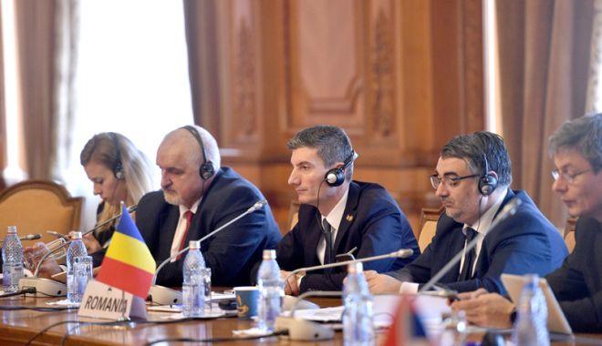 """Foto: Deputatul George Vișan: """"România susține accesul neîngrădit la Internet"""""""