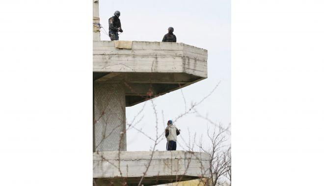 Fără coborâri în rapel pentru polițiști! Intervențiile în forță, permise doar pe scări! - fondprintcoborarerapel22-1616696794.jpg