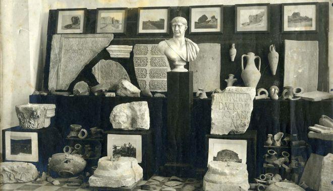 Singurul muzeu din România deschis de trei regi se află la Hârşova - fondprintmuzeu2-1606500040.jpg