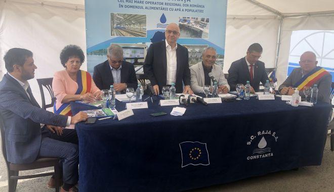 RAJA, un nou proiect pe bani europeni. Rețele moderne de apă și canalizare în cinci localități din județ - fondraja-1591983669.jpg