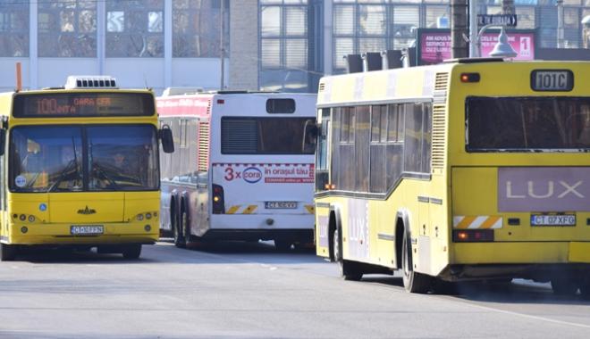 """Foto: A început reorganizarea RATC.  """"Până la finele verii vom avea  100 de autobuze noi"""""""