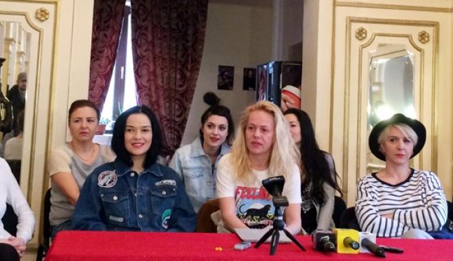 "Foto: Revoluţionarul experiment regizoral ""Jurnal de România. Constanţa"""