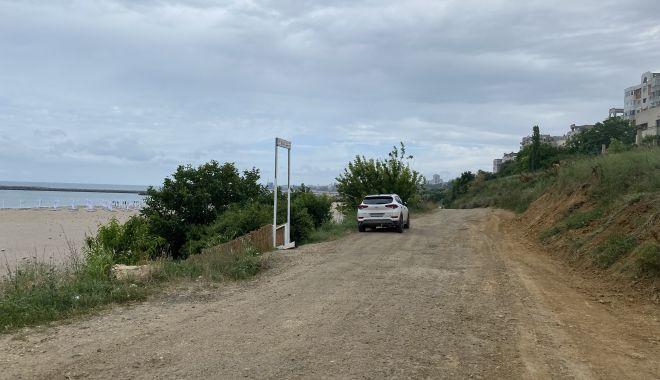 """Revoltă în Faleză Nord. """"Ne-au închis drumul de acces spre plajă, suntem sabotați!"""" - fondrevoltaplata3-1625509330.jpg"""