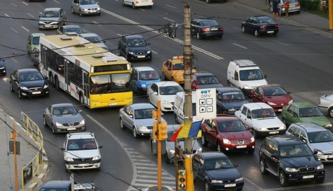 Foto: De ce nu funcţionează semafoarele din Constanţa.  Nu de explicaţii avem nevoie!