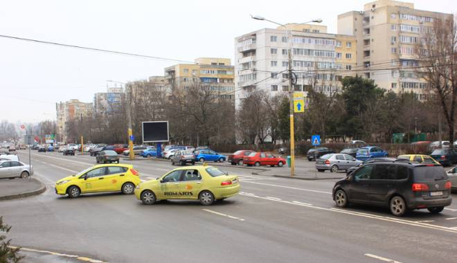 Foto: Noi străzi cu sens unic şi semafoare în Constanţa! Unde şi când vor fi amenajate