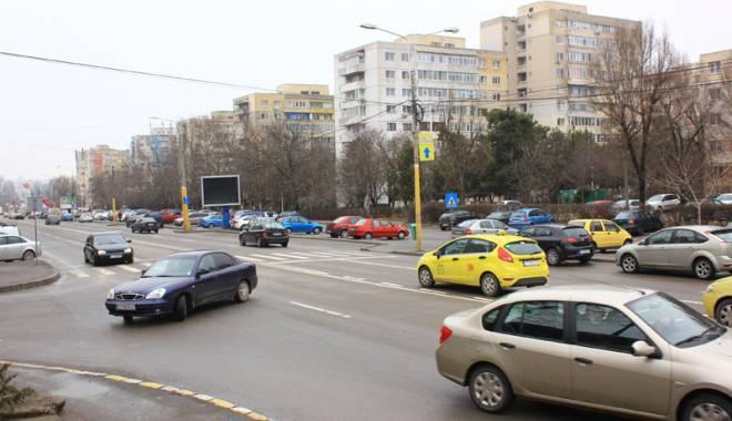 Foto: Noile străzi cu sens unic din Tomis Nord - constănţenii reacţionează. Cum răspunde Poliţia