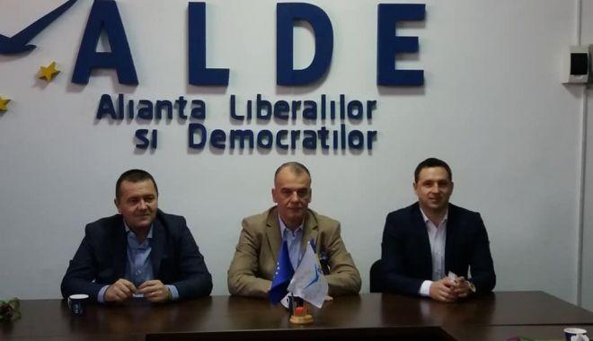 """Foto: Senatorul Ion Popa, de la ALDE, rupe tăcerea despre alianţa cu PSD. """"Este inexistentă la Constanța"""""""