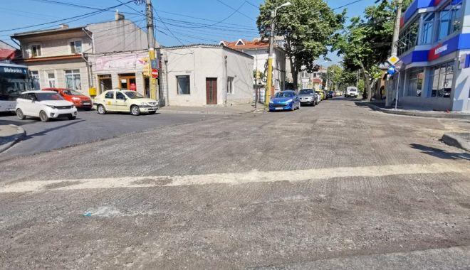 Foto: Străzi cu sens unic, în centrul Constanței. Se schimbă și traseul autobuzelor CT BUS!
