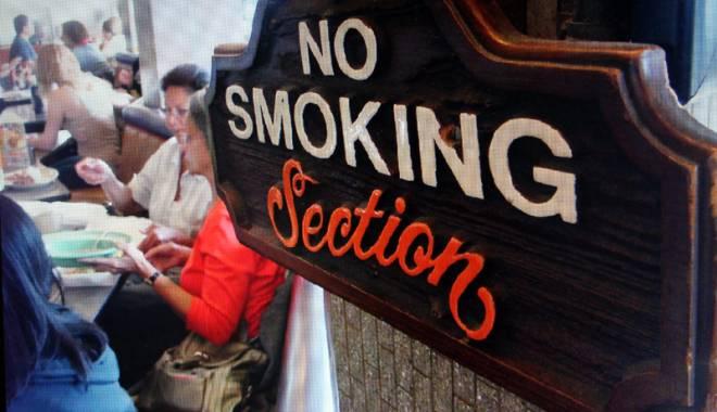 Foto: Separeurile pentru nefumători, la bunul plac al cârciumarilor?