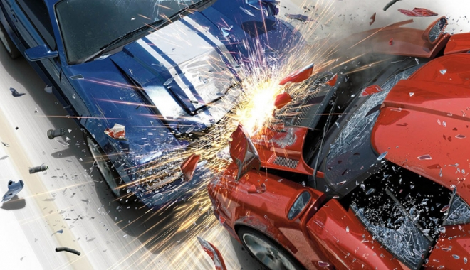 """Foto: Se modifică legea RCA. Şoferii-kamikaze, """"daţi în primire"""" de poliţişti"""