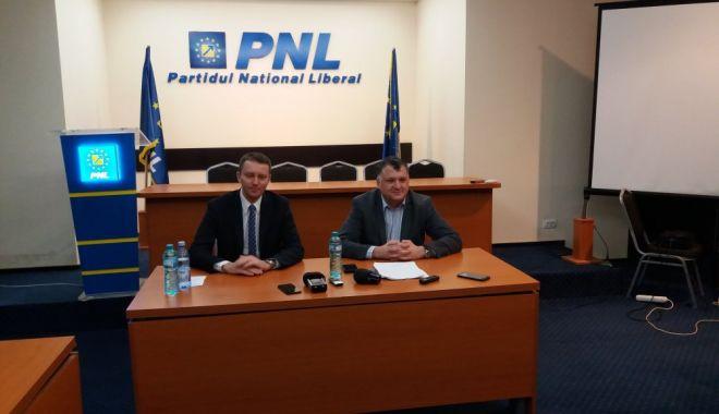 "Foto: Siegfried Mureșan, mesaj de la Constanța: ""Vrem să obținem 10 mandate de europarlamentari"""