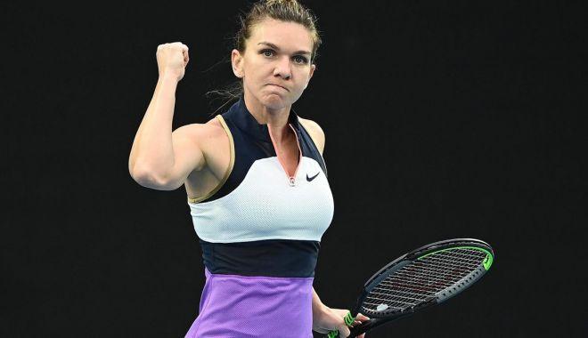 """""""Uraganul"""" Simona Halep a făcut ravagii în primul tur la Australian Open - fondsimonavictorie-1612809946.jpg"""