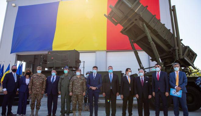 Primul sistem de rachete sol-aer Patriot din dotarea României a ajuns la Capu Midia - fondsistempatriot2sursaforteleae-1600361943.jpg