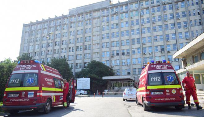 """Foto: Promisiuni de investiţii  la Spitalul Judeţean Constanţa. """"Spitalul  nu corespunde nevoilor din acest moment"""""""