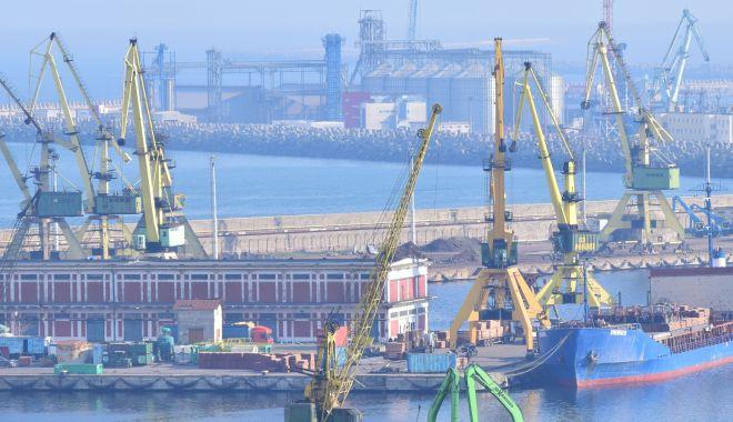 Foto: Cum a evoluat traficul maritim portuar românesc, în primele patru luni ale anului 2019