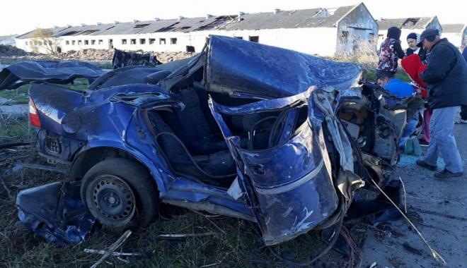 """Foto: Tragedii rutiere în judeţul Constanţa. """"Te vom mai vedea doar prin fereastra amintirilor"""""""