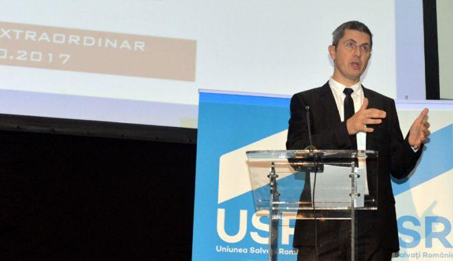 Foto: USR cere demisia ministrului Tudorel Toader și a inițiat moțiune simplă