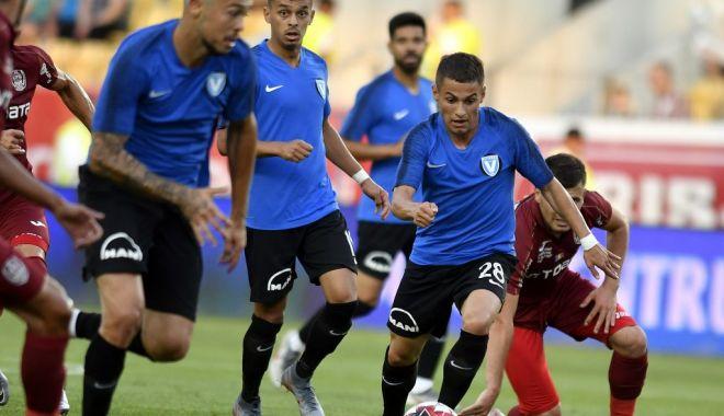 Foto: Euro-duel la Ovidiu! FC Viitorul primește vizita campioanei CFR Cluj