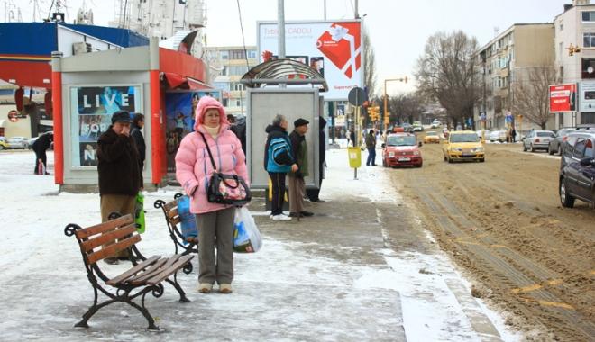 Foto: Constanţa, fără subvenţie la căldură, la iarnă?