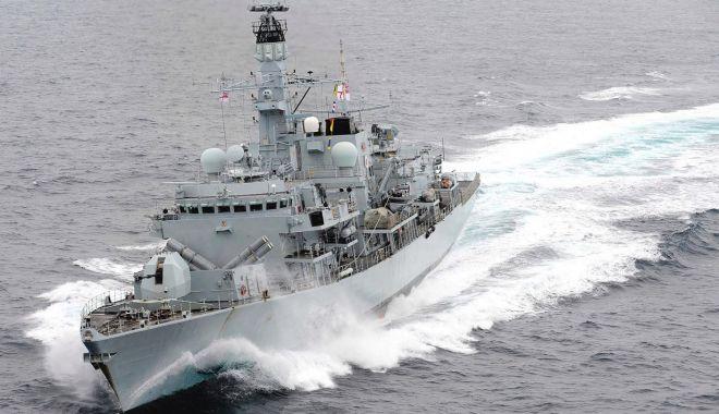 Formarea unei forțe navale europene pentru Golf ar trimite un mesaj ostil - formarea-1564337370.jpg
