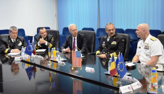 Forţele Navale Române  şi Americane, discuţii  despre securitatea Mării Negre - fortele1-1495117591.jpg