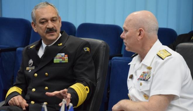 Forţele Navale Române  şi Americane, discuţii  despre securitatea Mării Negre - fortele3-1495117618.jpg