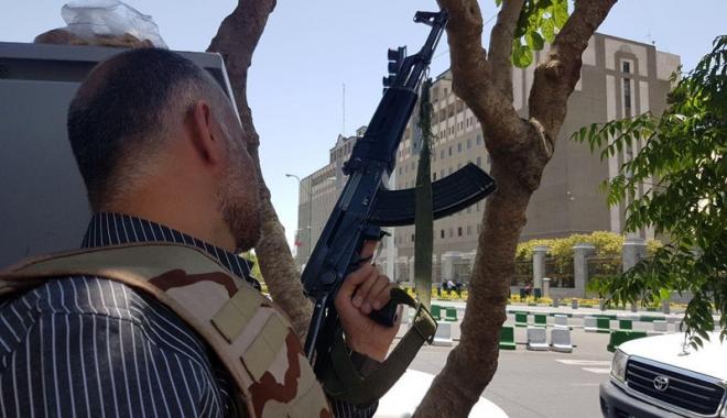 Foto: Forțele de securitate iraniene l-au eliminat  pe organizatorul atentatelor  din Teheran