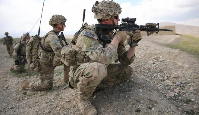 Foto: Forţele militare americane şi franceze din Siria, deconspirate de Turcia