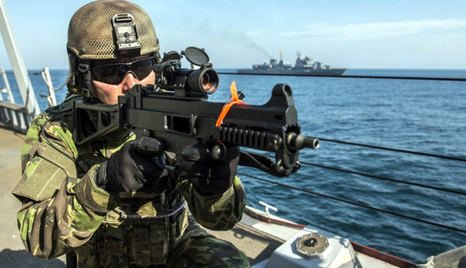 Foto: Forţele Navale Române vor participa la peste 50 de exerciţii, în 2017