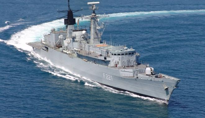 Foto: Forţele Navale Române coordonează unul dintre cele mai mari exerciţii multinaţionale în Marea Neagră