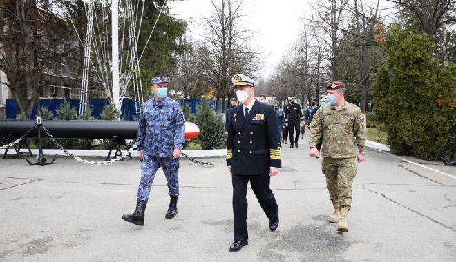 """Șeful Apărării din Spania, în vizită la Academia Navală și pe bricul """"Mircea"""" - fortelenavalespania4-1616944958.jpg"""