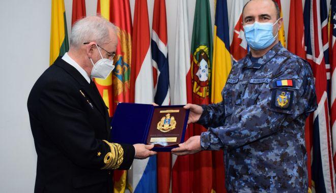 """Șeful Apărării din Spania, în vizită la Academia Navală și pe bricul """"Mircea"""" - fortelenavalespaniaprint1-1616944774.jpg"""