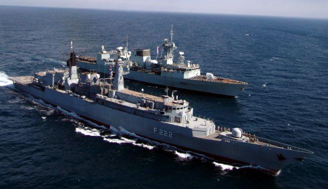 Foto: Eveniment important la Centrul de Cercetare Științifică pentru Forțele Navale din Constanța