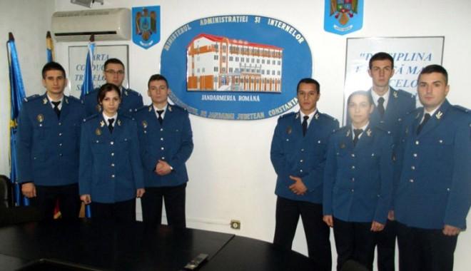 Forțe proaspete la Inspectoratul de Jandarmi Județean Constanța - forteproaspetelajandarmi-1386009859.jpg