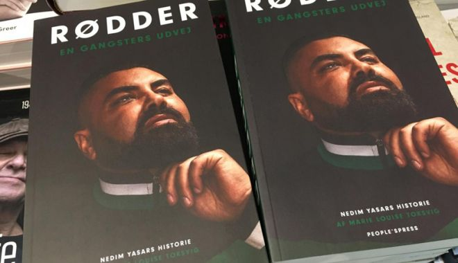 Foto: Fost gangster, împuşcat mortal după lansarea cărţii sale