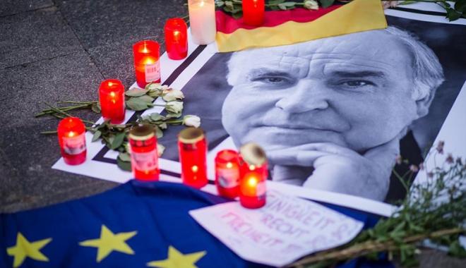 Foto: Fostul cancelar german Helmut Kohl va fi înmormântat  la Speyer