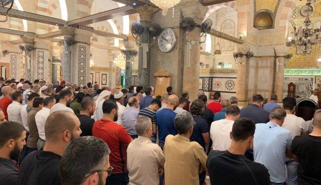 Fostul preşedinte islamist Morsi a fost înmormântat la Cairo - fostul-1560887595.jpg