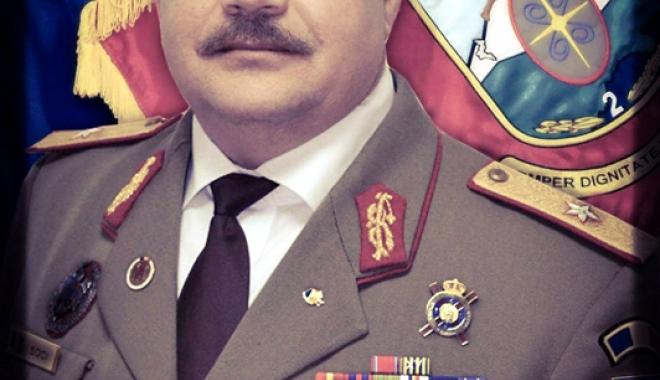 Fostul comandant al Brigăzii 9 Mecanizate