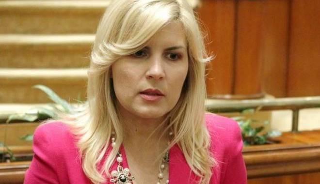 Foto: Fostul ministru, Elena Udrea, un nou mandat de arestare