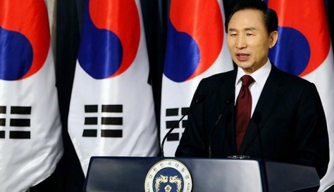 Coreea de Sud: Fostul președinte Lee Myung- Bak,  anchetat pentru corupție - fostulpresedinteleemyungbak-1516626206.jpg
