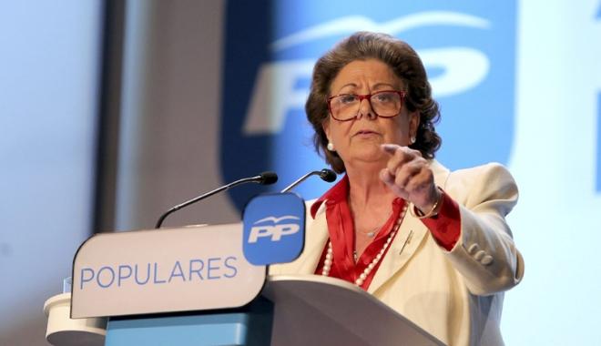 Foto: Fostul primar al Valenciei, mort în urma unui infarct