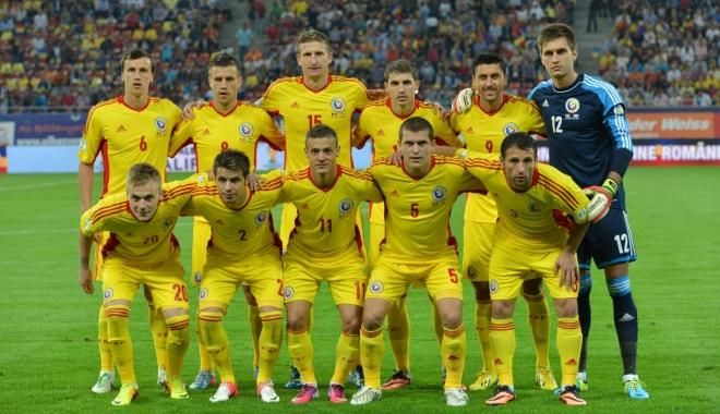 Foto: FOTBAL / România a urcat patru locuri în clasamentul FIFA