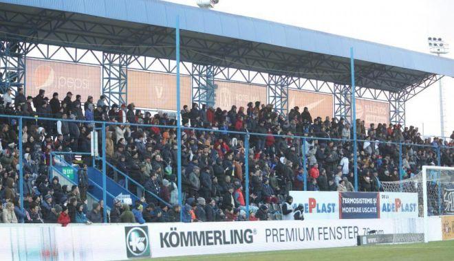 Foto: Astăzi, se pun în vânzare biletele pentru meciul FC Viitorul - FCSB