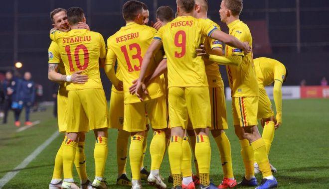 Foto: Cei sunt cei 26 de tricolori pentru meciurile cu Norvegia şi Malta