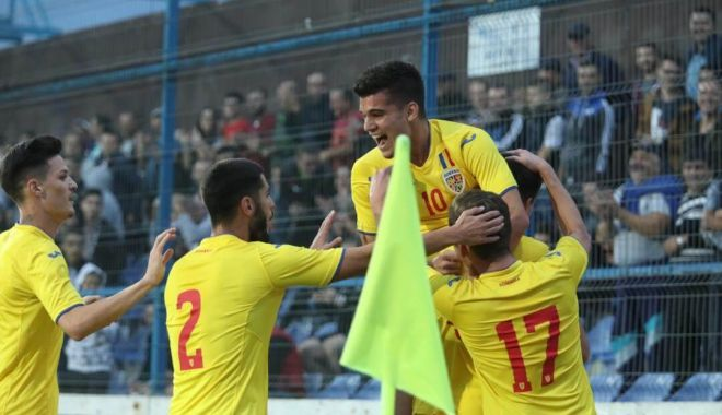 Foto: FC Viitorul dă cei mai mulţi jucători naţionalei U21 pentru EURO 2019