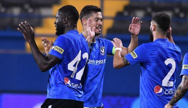 Foto: Fotbal / FC Viitorul, la prima victorie în actuala ediţie de campionat
